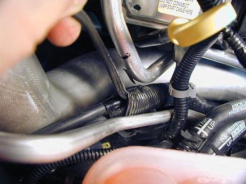 Dmax block heater cord